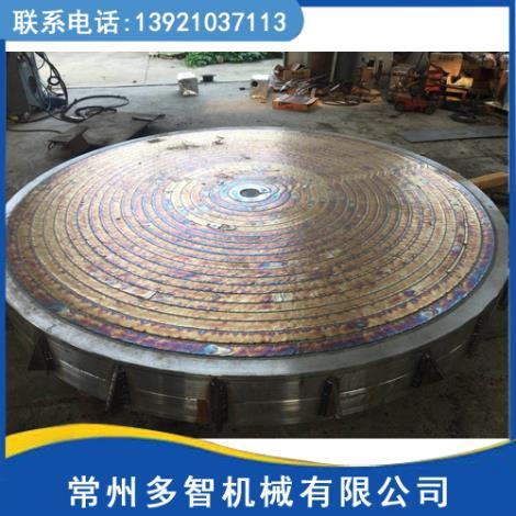 表面堆焊加工