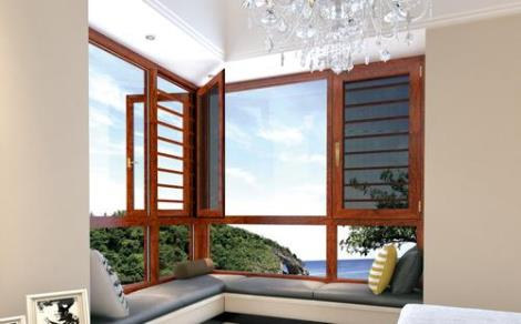 窗紗一體系統門窗