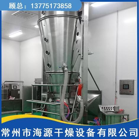 LDP流化床制粒包衣機