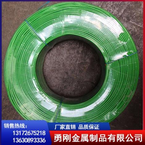 绿皮钢丝绳