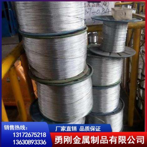 電鍍鋅鋼絲繩廠家
