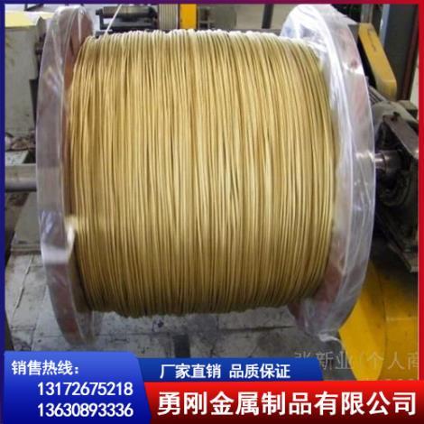 鍍銅鋼絲繩廠家