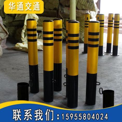 防撞防护柱施工