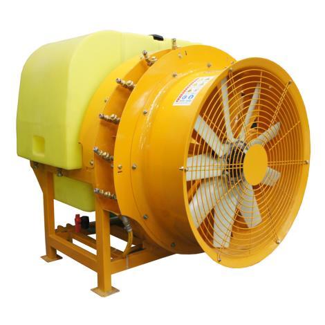 瓦力机械 拖拉机悬挂苹果园风送弥雾喷雾机