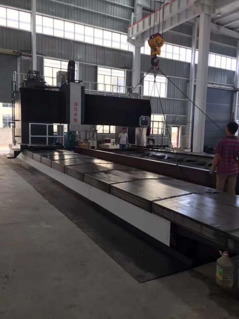 淄博DHXDZ1202動柱數控龍門銑床龍門加工中心