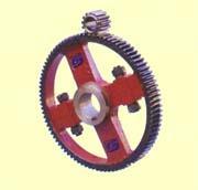 一级传动齿轮