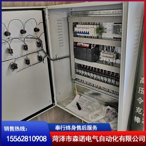 采油厂控制系统