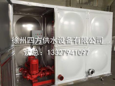 箱泵一體化消防穩壓設備