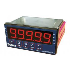 """5位数模拟输入显示(0.8"""")控制与输出(多段警报/模拟输出/RS-485)表   MA5H-A"""