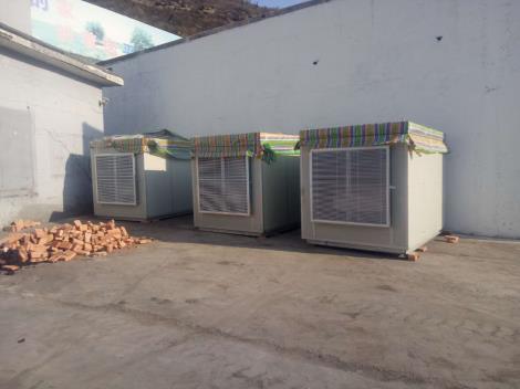 井口空氣加熱設備空氣加熱器空氣加熱爐