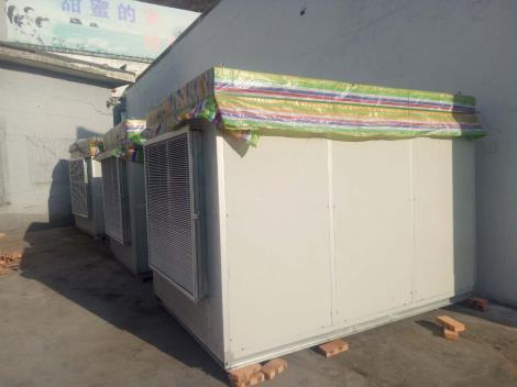 井口防凍設備、電熱風爐、電加熱器