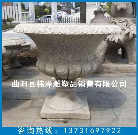 花盆石雕生产商