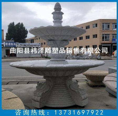 喷泉石雕定制