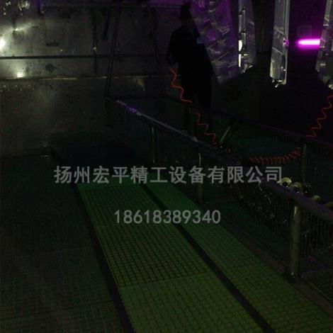 荧光渗透检测线