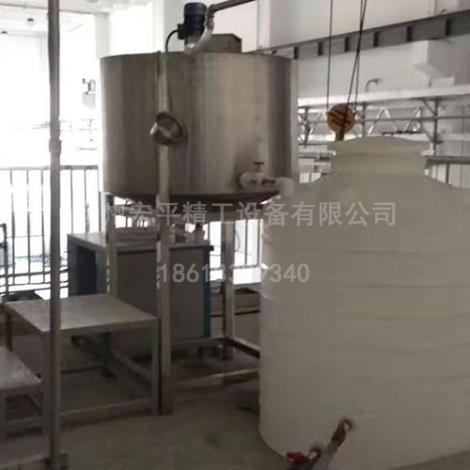 荧光污水处理设备