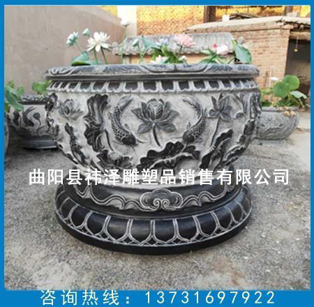 石雕鱼缸厂家