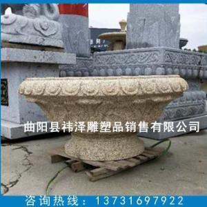 石缽花盆定制