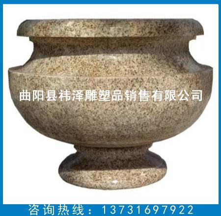 石钵花盆生产商