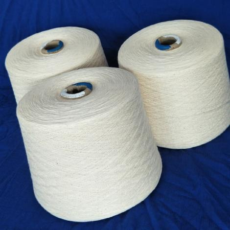 8支纯棉纱 全棉纱线 c8s 针织机织 纯棉纱8支