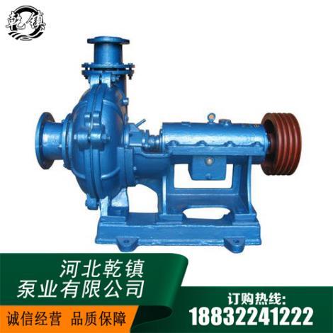 钢厂渣浆泵