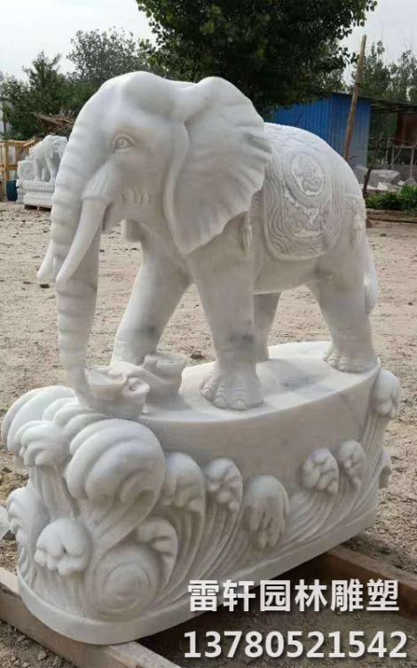 石雕大象厂家