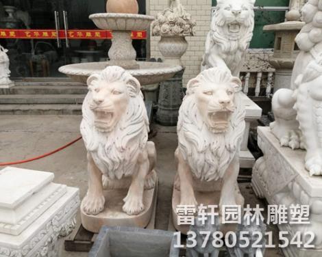 石雕动物价格
