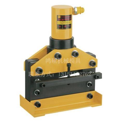 铜排切断机
