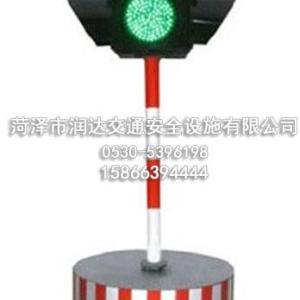 太陽能紅綠燈