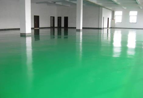 環氧樹脂地坪施工
