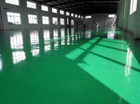 菏澤環氧樹脂地坪