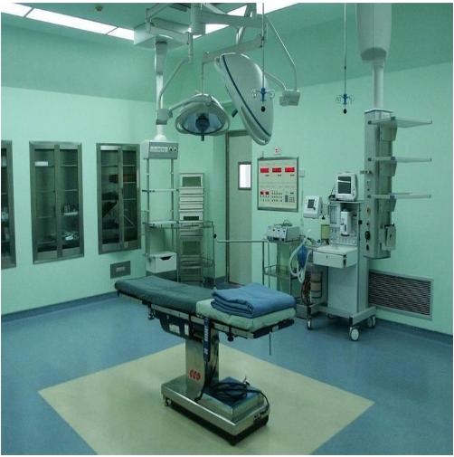 手术室净化安装