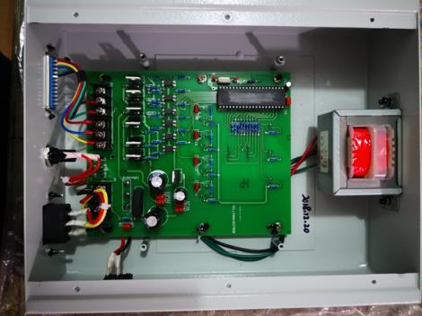 數字低壓脈沖除塵控制儀直銷
