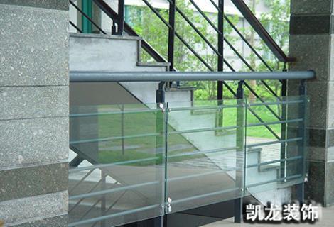 鋁合金玻璃欄桿