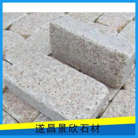 花崗巖側石廠家