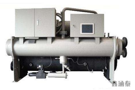 水冷螺杆式制冷机组