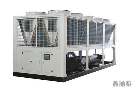 风冷螺杆式制冷机组