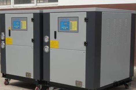 金属加工行业专用制冷机组