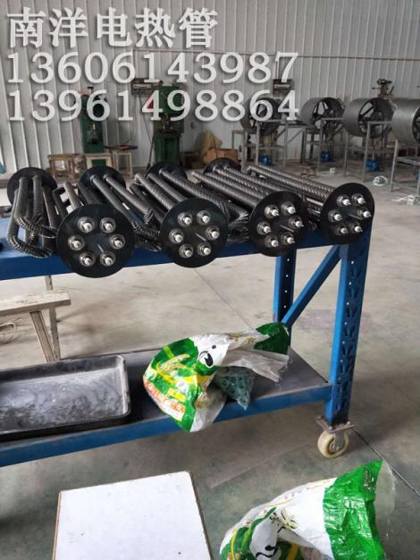 15KW熔喷布机用高温加热包厂家