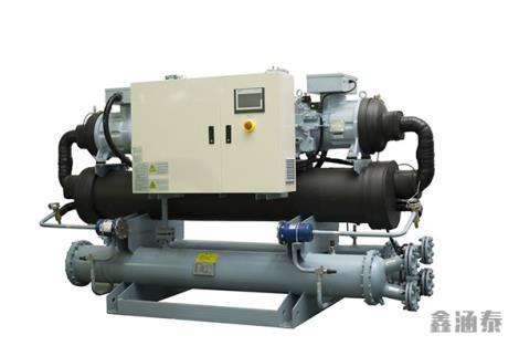 水冷螺杆式工业冷冻机组