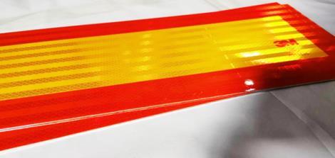 車輛尾部標志板定制