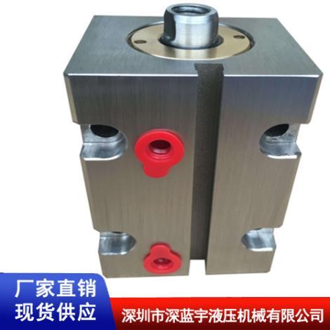 不銹鋼磁感應扁形臥式油缸
