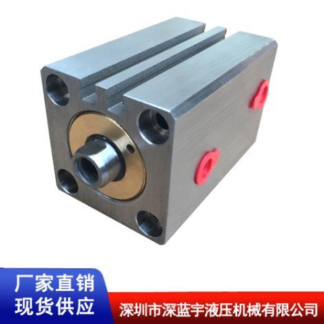 不锈钢磁感应油缸方形立式