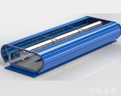 MC-弧形通风器定制