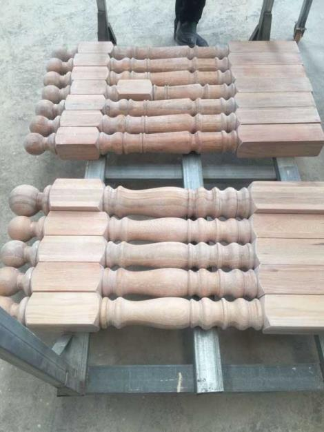 橡木楼梯扶手厂家
