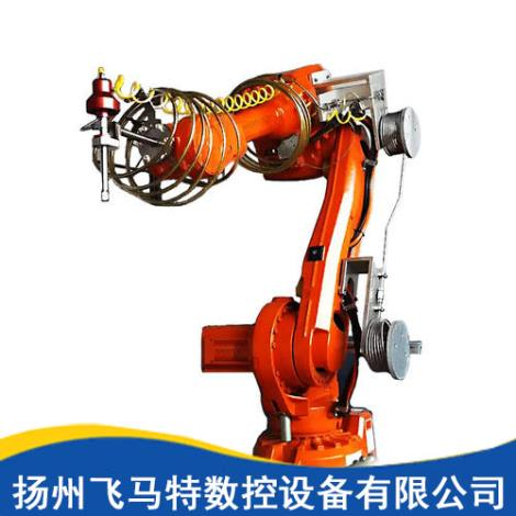 机器人水刀切割制作