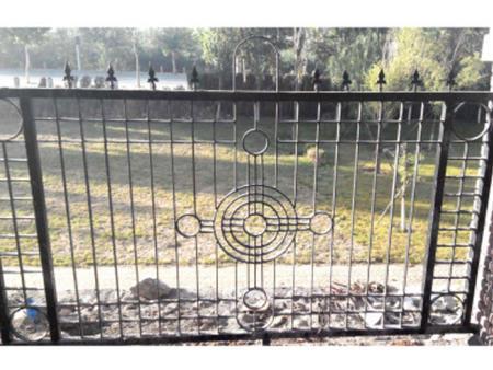 铁艺护栏价格