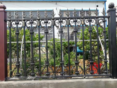 铝艺护栏定制