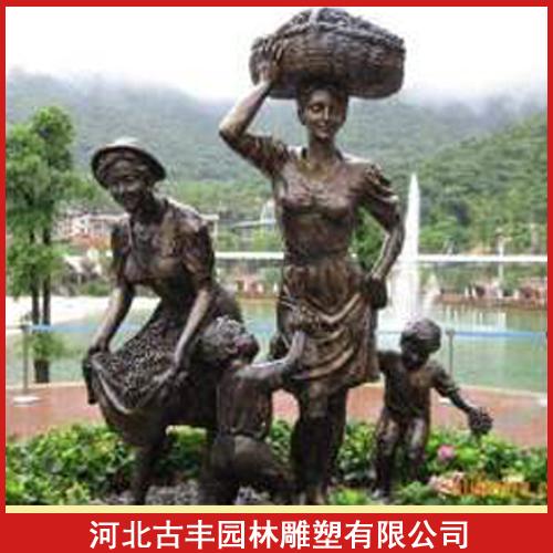 铸铜雕塑定制