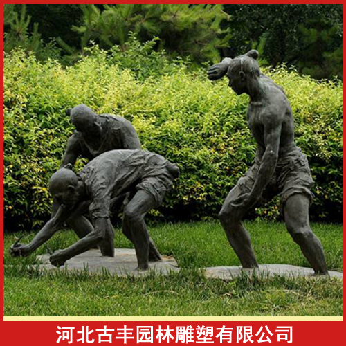 铸铜雕塑加工