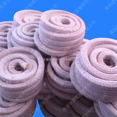 大型陶瓷纖維密封繩,陶瓷纖維密封繩規格